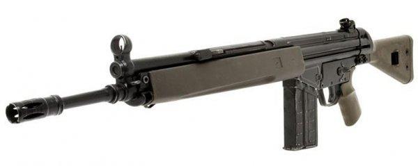 Штурмовая винтовка HK G3