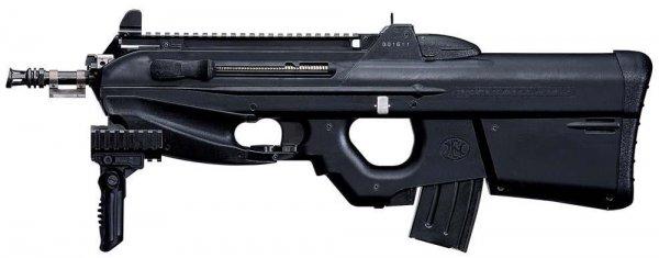 Штурмовая винтовка FN F2000 Tactical