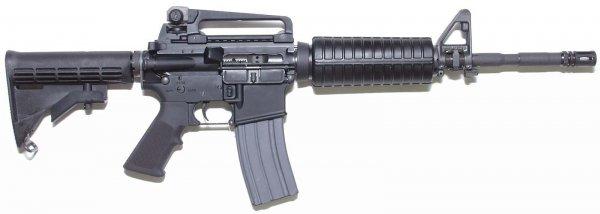 Автоматический карабин Colt M4A1