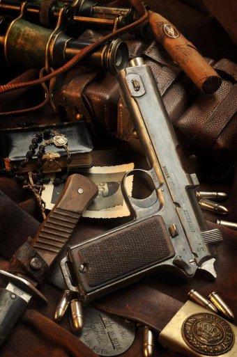 Steyr M1912 / Steyr Hahn