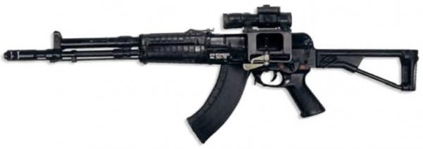 Штурмовая винтовка AEK-973 калибр 7,62x39
