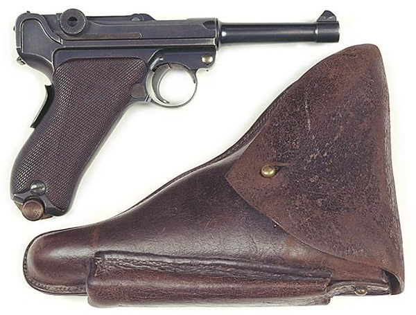 Luger 1906 Portuguese M2 9mm Navy model