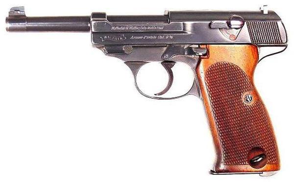 Пистолет Walther AP