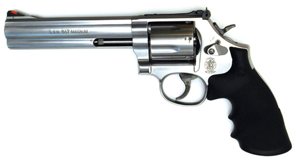 Револьвер Smith & Wesson Model 686 Plus