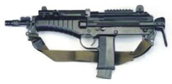 Modern Sub Machine Carbine Msmc пистолет пулемет характеристики