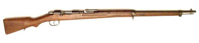 Винтовка Arisaka Type I / Italian (Япония)
