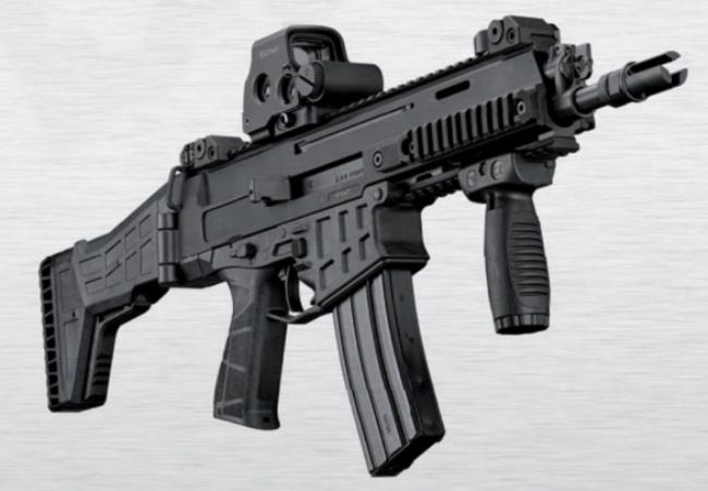 CZ 806 Bren 2 штурмовая винтовка - характеристики, фото, ттх