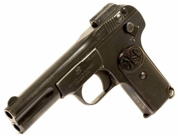 ÐиÑÑÐ¾Ð»ÐµÑ FN Browning model 1900