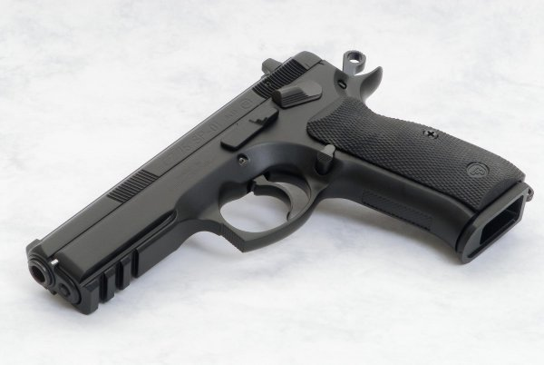 CZ 75 SP-01 Tactical 9mm Parabellum self-loading pistol