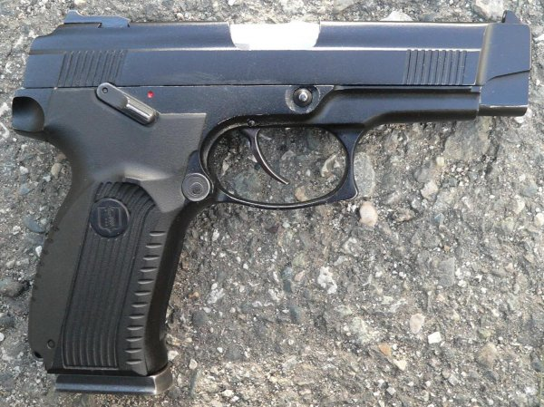 Пистолет ПЯ / Пистолет Ярыгина / Yarygin PYa 9mm pistol