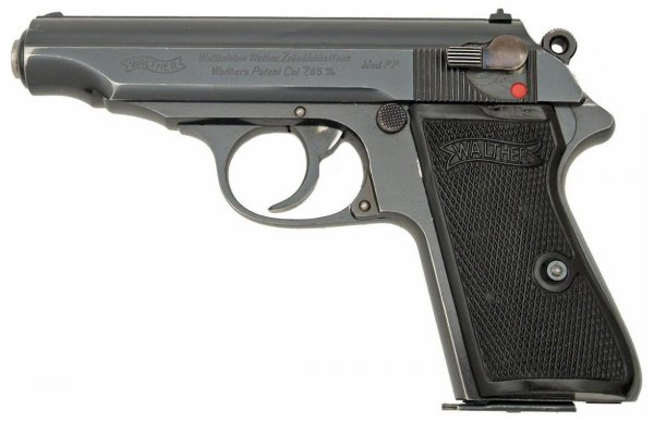 Пистолет Walther PP 7,65mm Browning