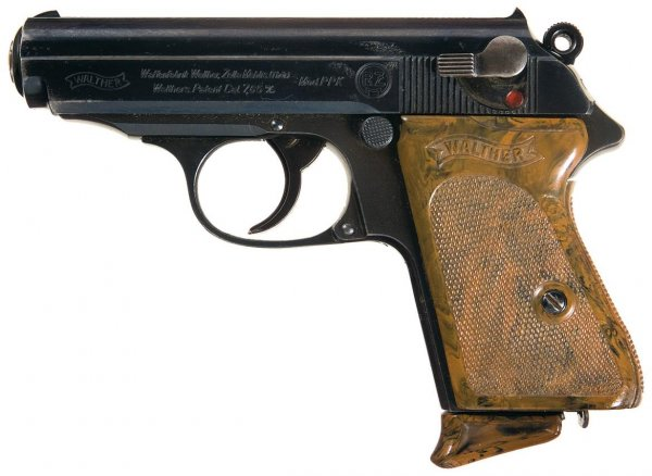 Walther PPK pre-war