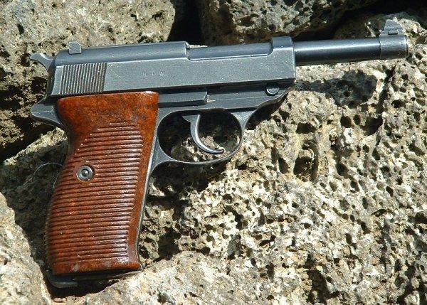 "Walther P.38 ""byf 43"", производства Mauser-Werke A. G."
