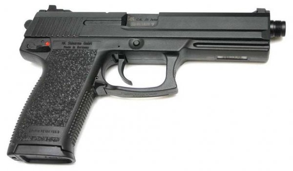 Пистолет Mark 23 Model 0 SOCOM Pistol