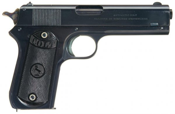 Пистолет Colt Colt Model 1903 Pocket Hammer