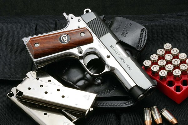 Colt Officer's ACP MK IV sereies 80