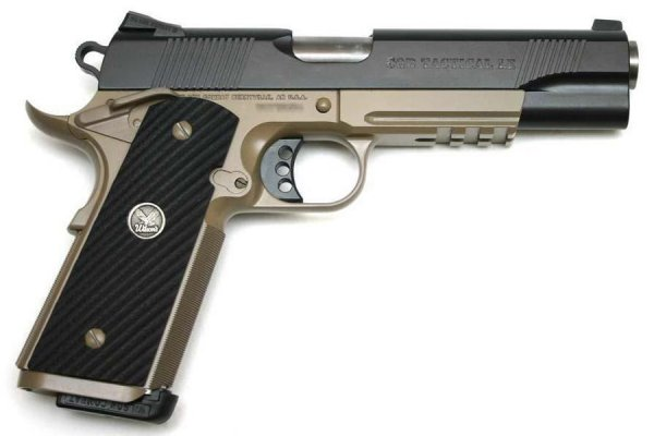 Пистолет Wilson Combat CQB Light Rail