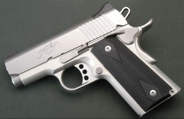 Пистолет Kimber Ultra Carry II