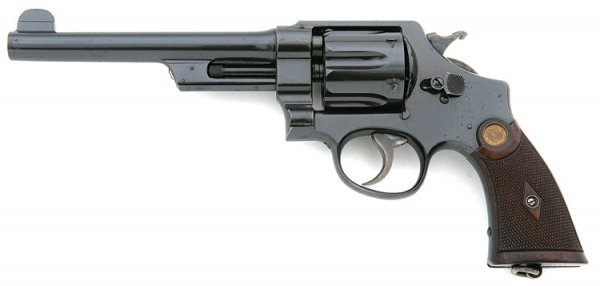 Револьвер Smith & Wesson New Century