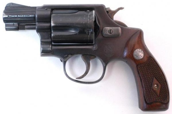 Револьвер Smith & Wesson Model 60