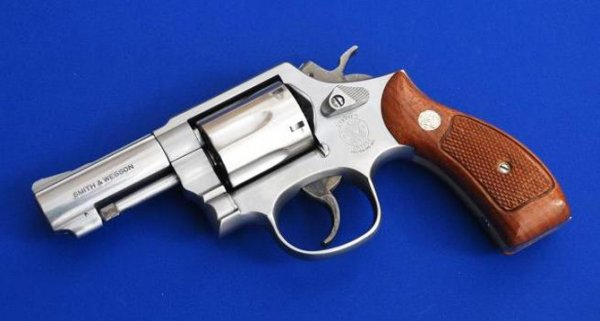 Револьвер Smith & Wesson Model 65