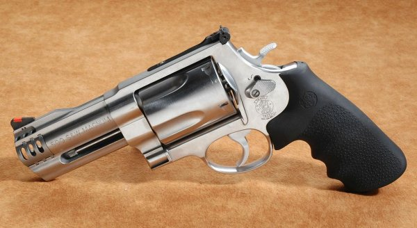 Револьвер Smith & Wesson Model 500