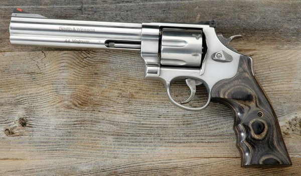 Револьвер Smith & Wesson Model 629 Classic