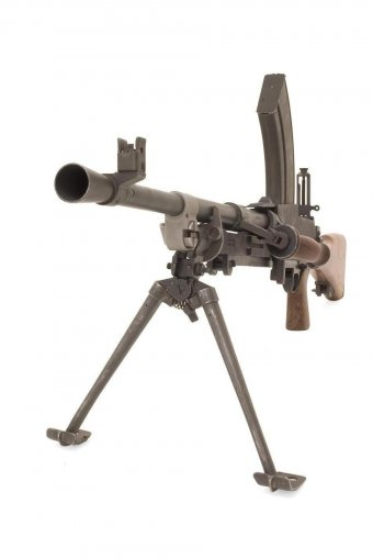 Bren Machinegun