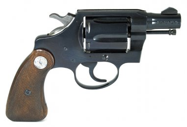 Colt Detective Special четвертой модели, 1969 / Colt DS fourth model 1969