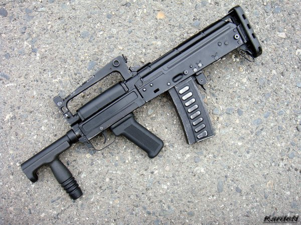 Штурмовой автоат ОЦ-14 Гроза / OC-14 Groza assault rifle
