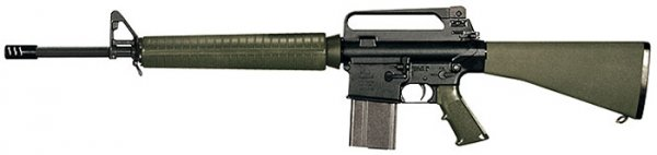 Самозарядная винтовка Armalite AR-10 A2 self-loading rifle
