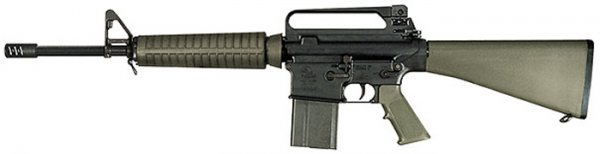 Карабин Armalite AR-10 A2C self-loading carbine