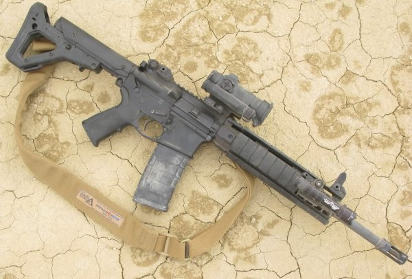 LaRue Tactical automatic carbine cal. .223 Remington