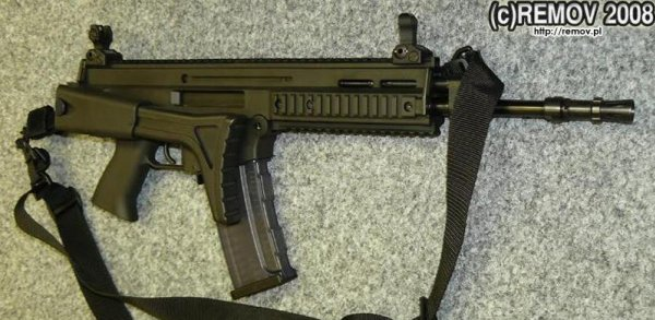CZ 805 BREN A1 Assault Rifle