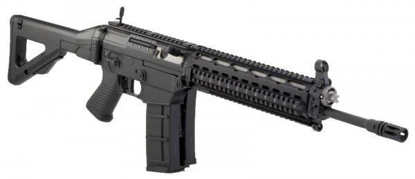 Swiss SIG556 Classic SWAT Assault Rifle