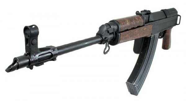 Самозарядный карабин Century International Arms VZ2008